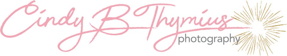 Cindy B. Thymius Logo